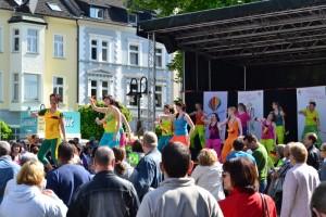 2014-05 Modenschau,Frühling,Weindorf