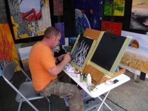 Künstlermarkt 2012