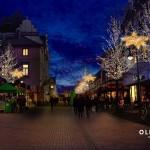 Winterlicht in Hilden