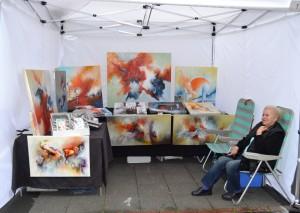 Juni 2014 Künstlermarkt