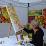 Juni 2015 Künstlermarkt
